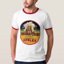 Yakima Chief Apple Crate Label T-Shirt