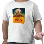 Yakima Chief Apple Label - Yakima, WA T Shirts