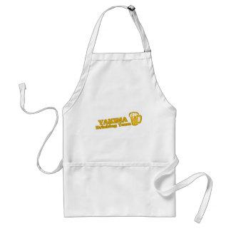 Yakima Drinking Team tee shirts Adult Apron
