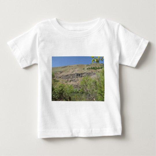 Yakima River Canyon Baby T-Shirt