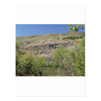 Yakima River Canyon Postcard