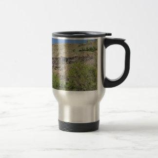 Yakima River Canyon Travel Mug