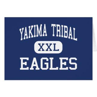 Yakima Tribal - Eagles - Senior - Toppenish Card