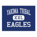 Yakima Tribal - Eagles - Senior - Toppenish Postcard