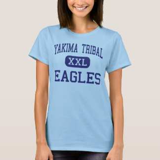 Yakima Tribal - Eagles - Senior - Toppenish T-Shirt