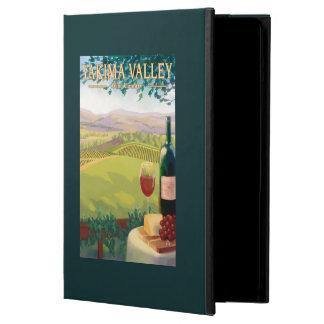 Yakima Valley, WashingtonWine Country iPad Air Cases