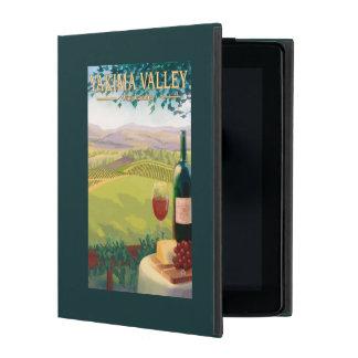 Yakima Valley, WashingtonWine Country iPad Folio Cases