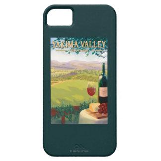 Yakima Valley, WashingtonWine Country iPhone SE/5/5s Case