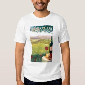 Yakima Valley, WashingtonWine Country T-shirt