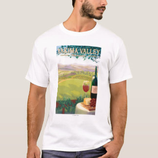 Yakima Valley, WashingtonWine Country T-Shirt