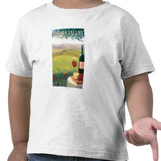 Yakima Valley, WashingtonWine Country Shirts
