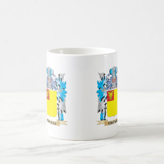 Yakovlev Coat of Arms - Family Crest Classic White Coffee Mug