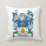 Yakovlev Family Crest Pillows