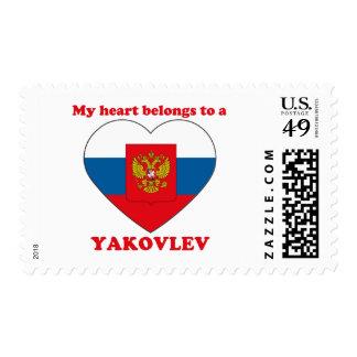 Yakovlev Postage