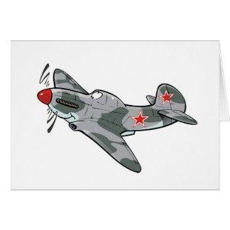 yakovlev yak-3 cards