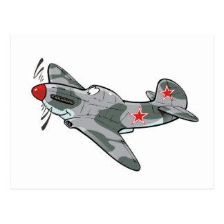 yakovlev yak-3 post cards