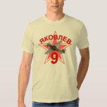 """Yakovlev (""""Yak"""") 9 T-shirts"""