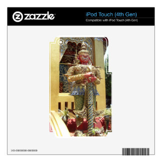 Yaksha Skins For iPod Touch 4G
