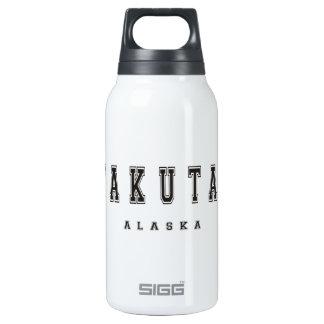 Yakutat Alaska Insulated Water Bottle