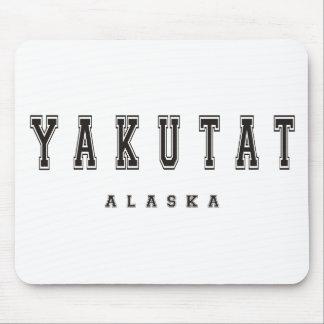 Yakutat Alaska Mouse Pad