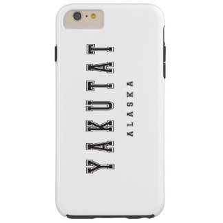 Yakutat Alaska Tough iPhone 6 Plus Case