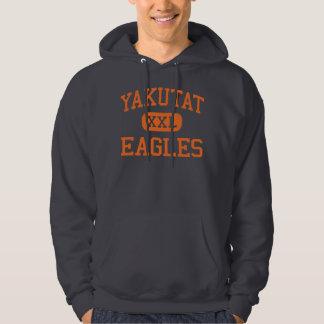 Yakutat - Eagles - High School - Yakutat Alaska Hoodie
