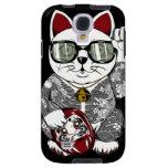 Yakuza Neko Galaxy S4 Case