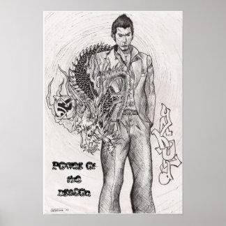 Yakuza Posters
