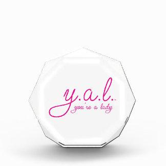 YAL - You're a Lady™ Award