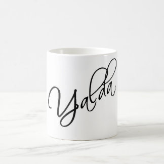 Yalda Coffee Mug