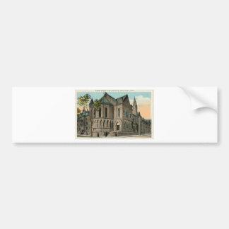Yale Battell Chapel Bumper Sticker