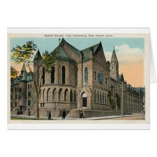 Yale Battell Chapel Card