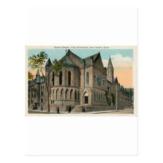 Yale Battell Chapel Postcard
