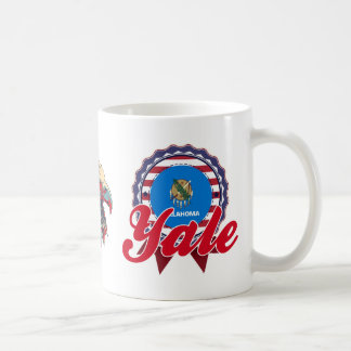 Yale, OK Classic White Coffee Mug