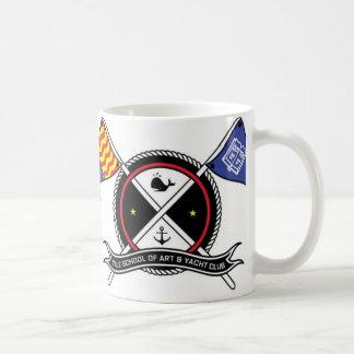 Yale School of Art & Yacht Club Mug