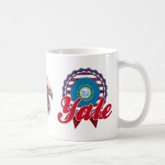Yale, SD Classic White Coffee Mug