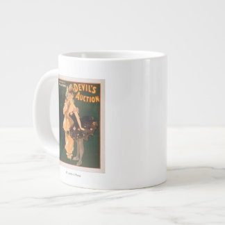 Yale's Everlasting Devil's Auction Play 20 Oz Large Ceramic Coffee Mug