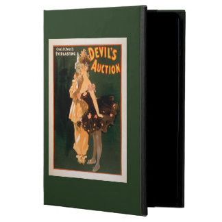Yale's Everlasting Devil's Auction Play Cover For iPad Air