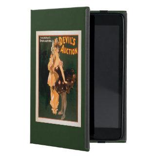 Yale's Everlasting Devil's Auction Play Cover For iPad Mini