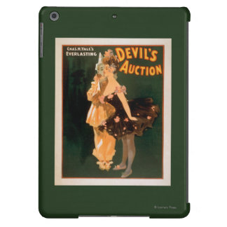 Yale's Everlasting Devil's Auction Play iPad Air Cases