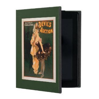 Yale's Everlasting Devil's Auction Play iPad Folio Cases
