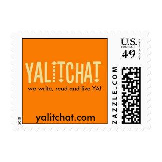 YALITCHAT U.S. Postage Stamp