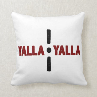 Yalla Yalla Cojín