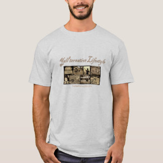 Yall'ternative Lifestyle Pictures T-Shirt