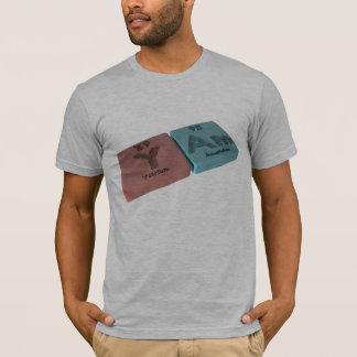 Yam as Y Yttrium and Am Americium T-Shirt
