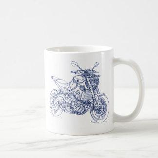 Yam MT09 FZ09 2014 Coffee Mug