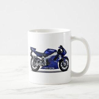 Yam R1 1998+ cracked Coffee Mug