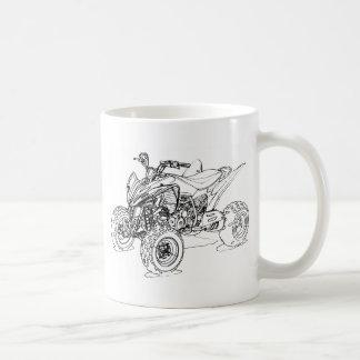 Yam Raptor 250R 2009 Coffee Mugs