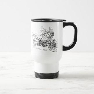 Yam Super Tenere 2012 Travel Mug