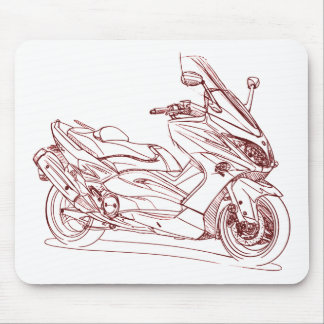 Yam TMax 2010 Mouse Pad